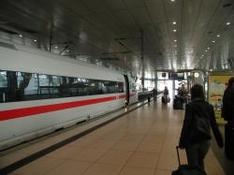 Anreise Thüringen